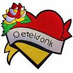 EMBLEEM OETELDONK HART ROOS