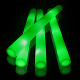 QUIZ LED FOAM STICK GROEN