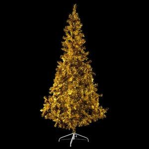 kerstboom goud 210cm