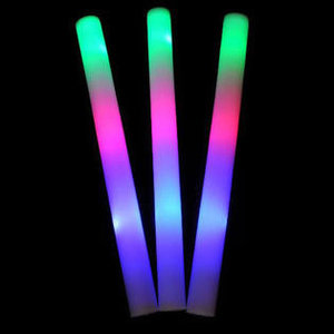 LED FOAM STICK MULTICOLOUR