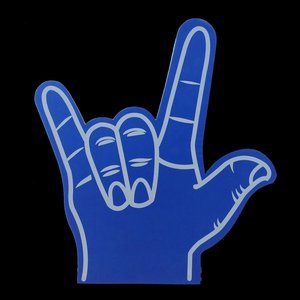 GROTE FOAM HAND ROCK
