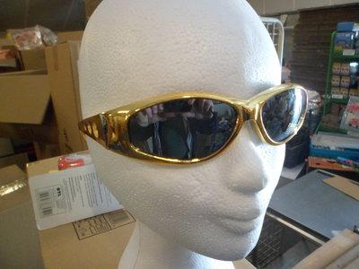zonnebril 8-base goud