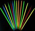 LIGHTSTICKS GLOW IN THE DARK